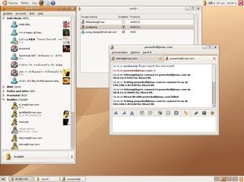 ubuntu and gaim