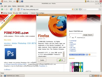 ubuntu and firefox